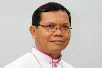 Mgr Ludovicus Simanullang