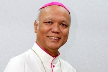 Mgr Johannes Maria Trilaksyanto Pujasumarta