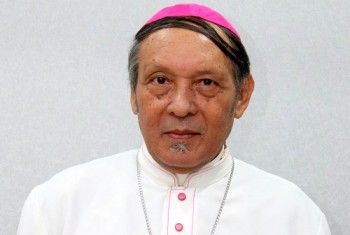 Mgr Petrus Turang